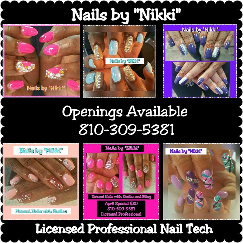 Chica\'s Nails - Chica\'s Fitness and Nails